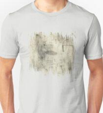 Schizophrenic Hieroglyphics II Unisex T-Shirt