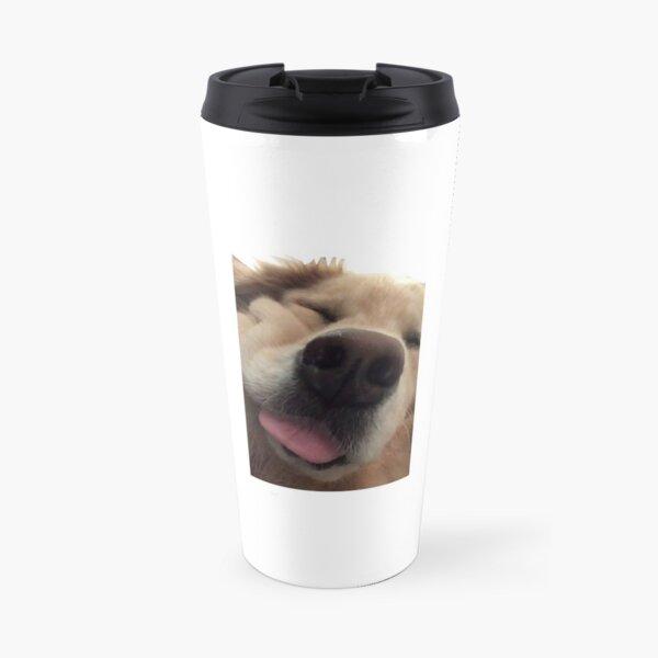 Venkman's Smoosh Face Travel Mug