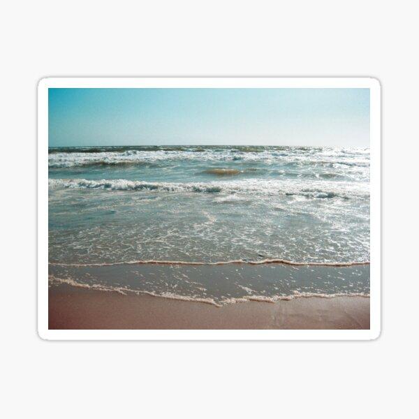 Springtime at the Beach by Jerald Simon (Music Motivation - musicmotivation.com) Sticker