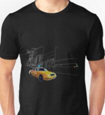 Fashion (by Austral Monkey) • NYC Taxi T-Shirt