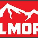 Ski Valmorel France Skiing Snowboarding by MyHandmadeSigns
