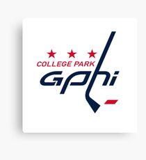 CAPS CP GPB Canvas Print