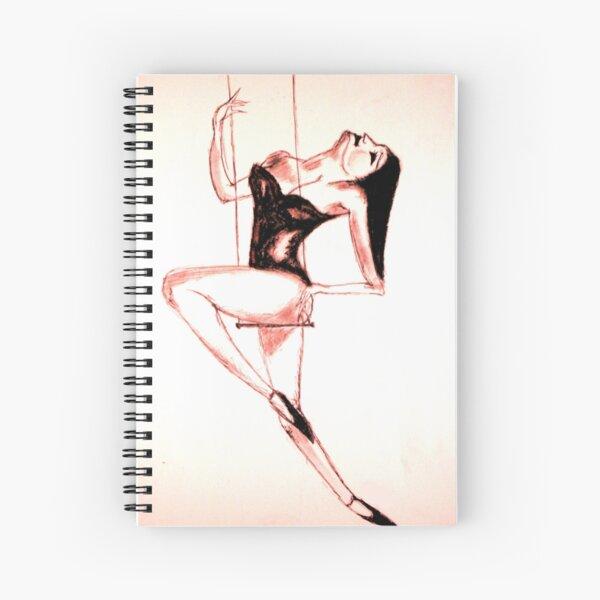 Trapeze Spiral Notebook