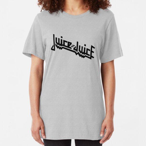 Juice=Juice - Judas Juice - Black Slim Fit T-Shirt