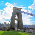 Clifton-Hängebrücke von Arvind Singh