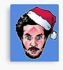 Marv-y Christmas Canvas Print