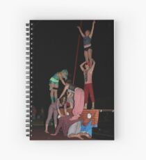 Circus Monoxide Spiral Notebook