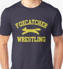 Foxcatcher Wrestling T-Shirt