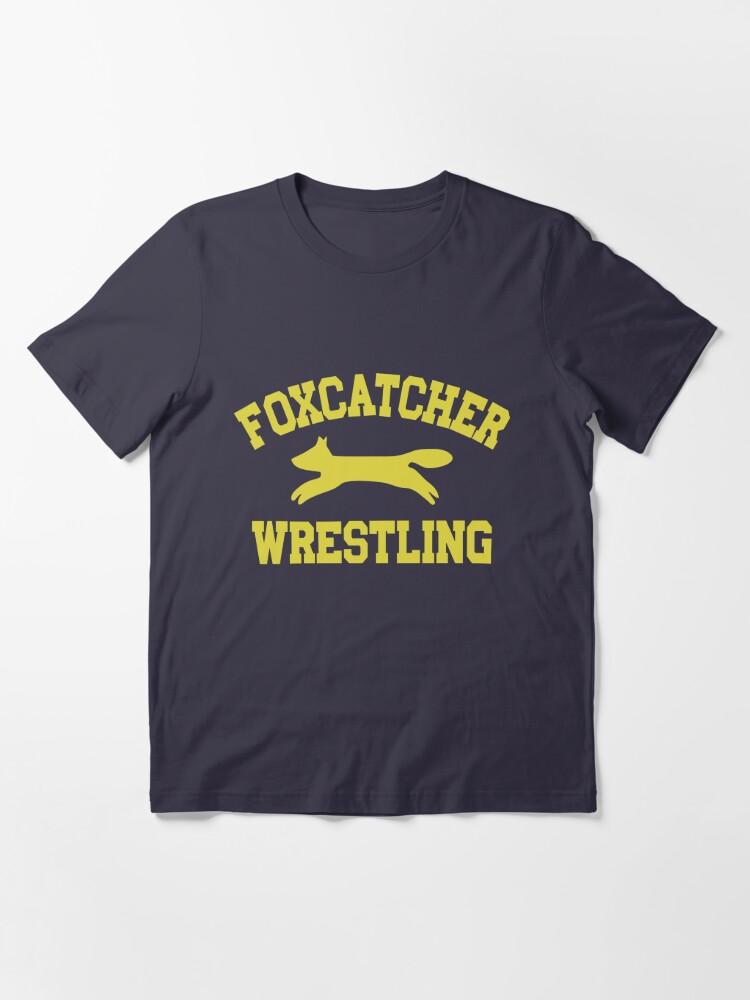 Alternate view of Foxcatcher Wrestling Essential T-Shirt