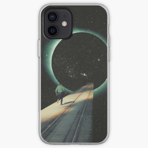 Escaping into the Void iPhone Soft Case