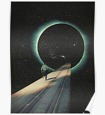 Escaping into the Void Poster