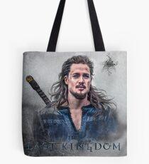 the last kingdom uhtred Tote Bag