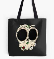 Skull Hipster Tote Bag