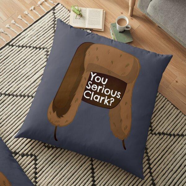 You Serious Clark Floor Pillow