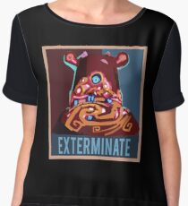 Zelda Guardian Exterminate 2 Chiffon Top
