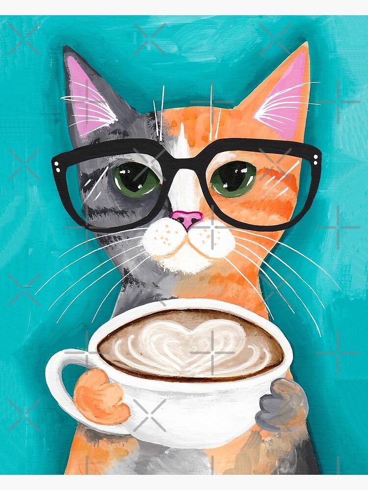 Kitten's Latte of Love by kilkennycat