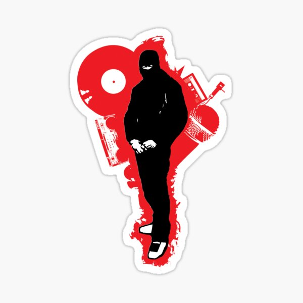 The New Ninja - A Sticker