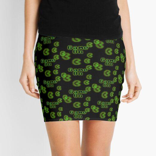 Game On Mini Skirt