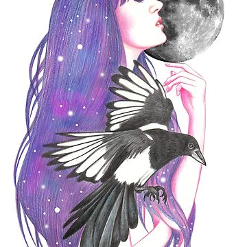 Moonshadow by andreahrnjak