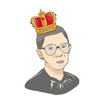 Notorious RBG Crown by rkhy