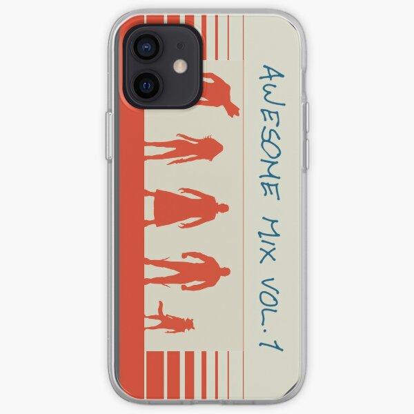 Mélange génial Coque souple iPhone