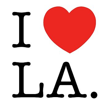 I love LA by lucasbrondi