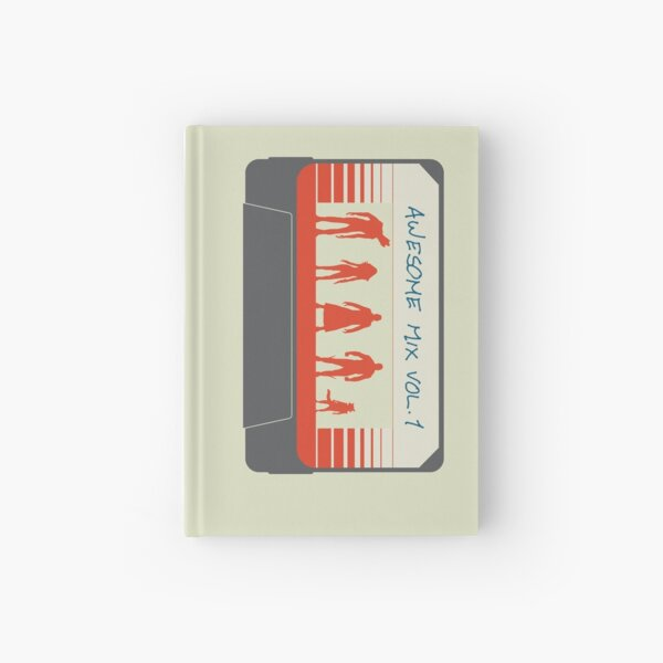 Awesome Mix Hardcover Journal