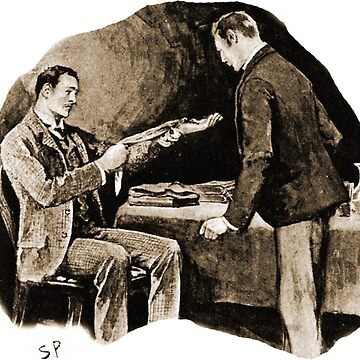 Dr. John H. Watson in the Adventure of the Engineer's Thumb by InfernoFilm