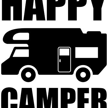 For Camping Lover by Pixelofart