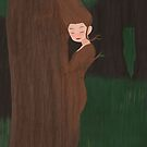 The sleeping wood by liajung