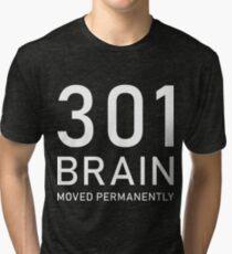 301 Funny Web Developer Administrator Gift Tri-blend T-Shirt