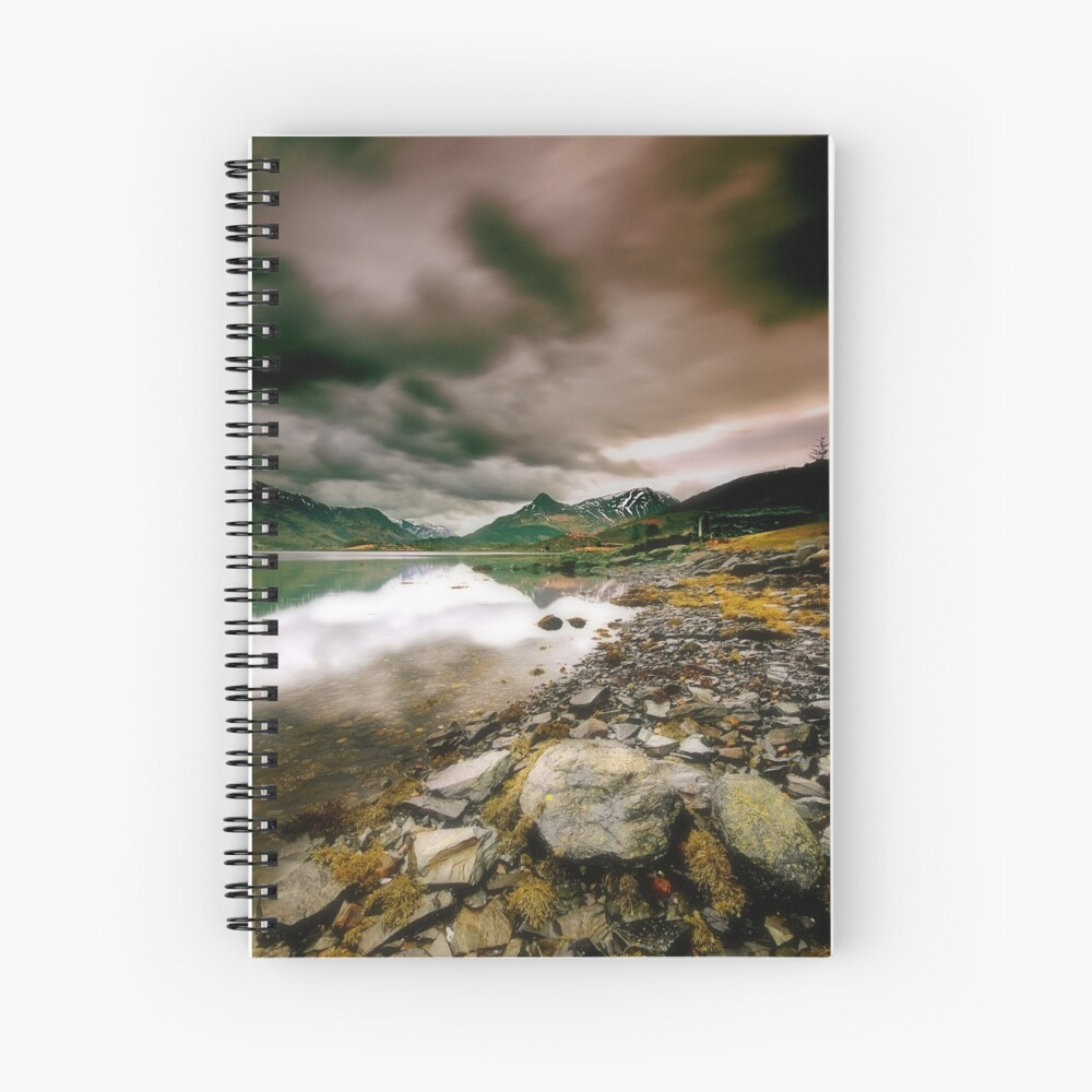 Changeable Spiral Notebook