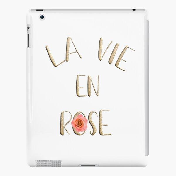 La vie en rose iPad Snap Case