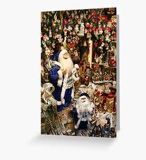 Time For Santa  Greeting Card