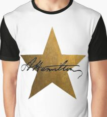 the hollywood star Graphic T-Shirt
