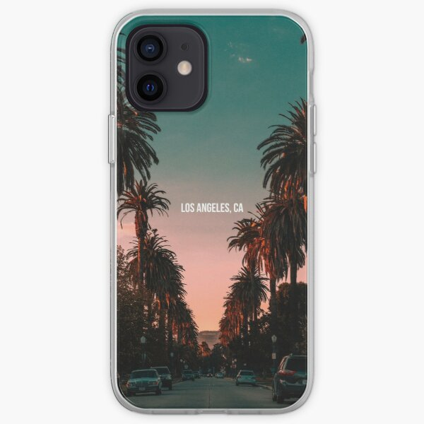 Los Angeles  iPhone Soft Case
