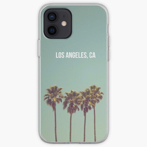 Los Angeles California iPhone Soft Case