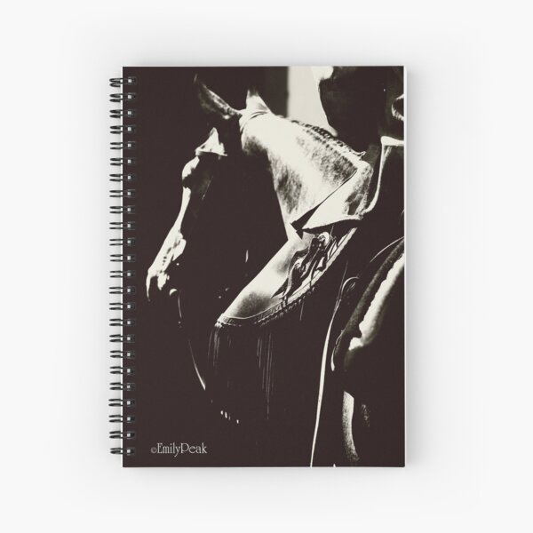 The Best Seat Spiral Notebook