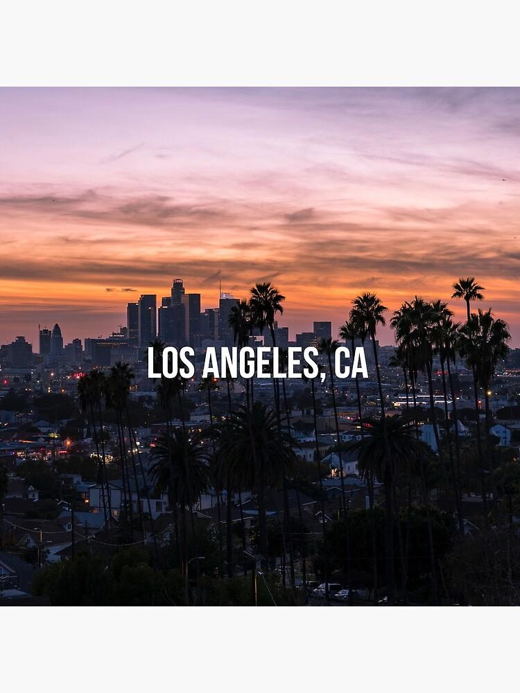 Los Angeles California by embedshop