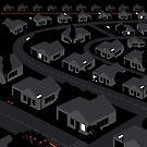 Sub-Urban Night by Liis Roden