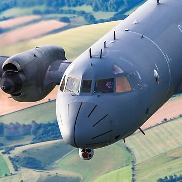 Lockheed CP-140 Aurora is a maritime patrol aircraft operated by the Royal Canadian Air Force. by PhotoStock-Isra