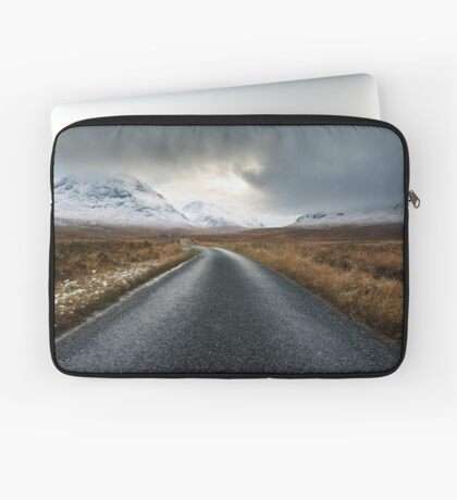 The Road To Glen Etive Laptop Sleeve