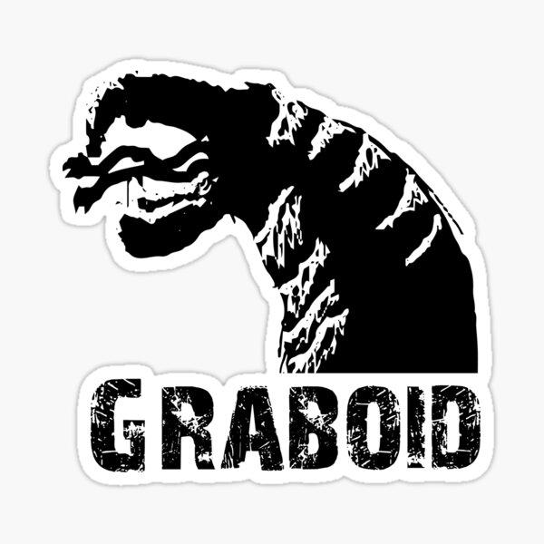 Graboid Sticker
