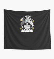 Chester Coat of Arms - Family Crest Shirt Wall Tapestry