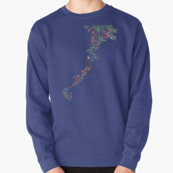 Brachioflora Pullover Sweatshirt