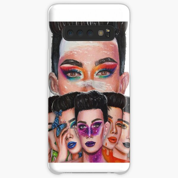 James Charles: Unleash Your Inner Artist Series Samsung Galaxy Snap Case