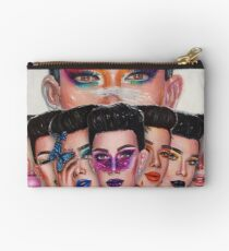 James Charles: Unleash Your Inner Artist Series Studio Pouch