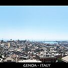 Genoa city - Italy by fastpaolo