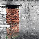 Bricked up door by Smaxi