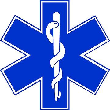 EMT / Star of Life by sweetsixty